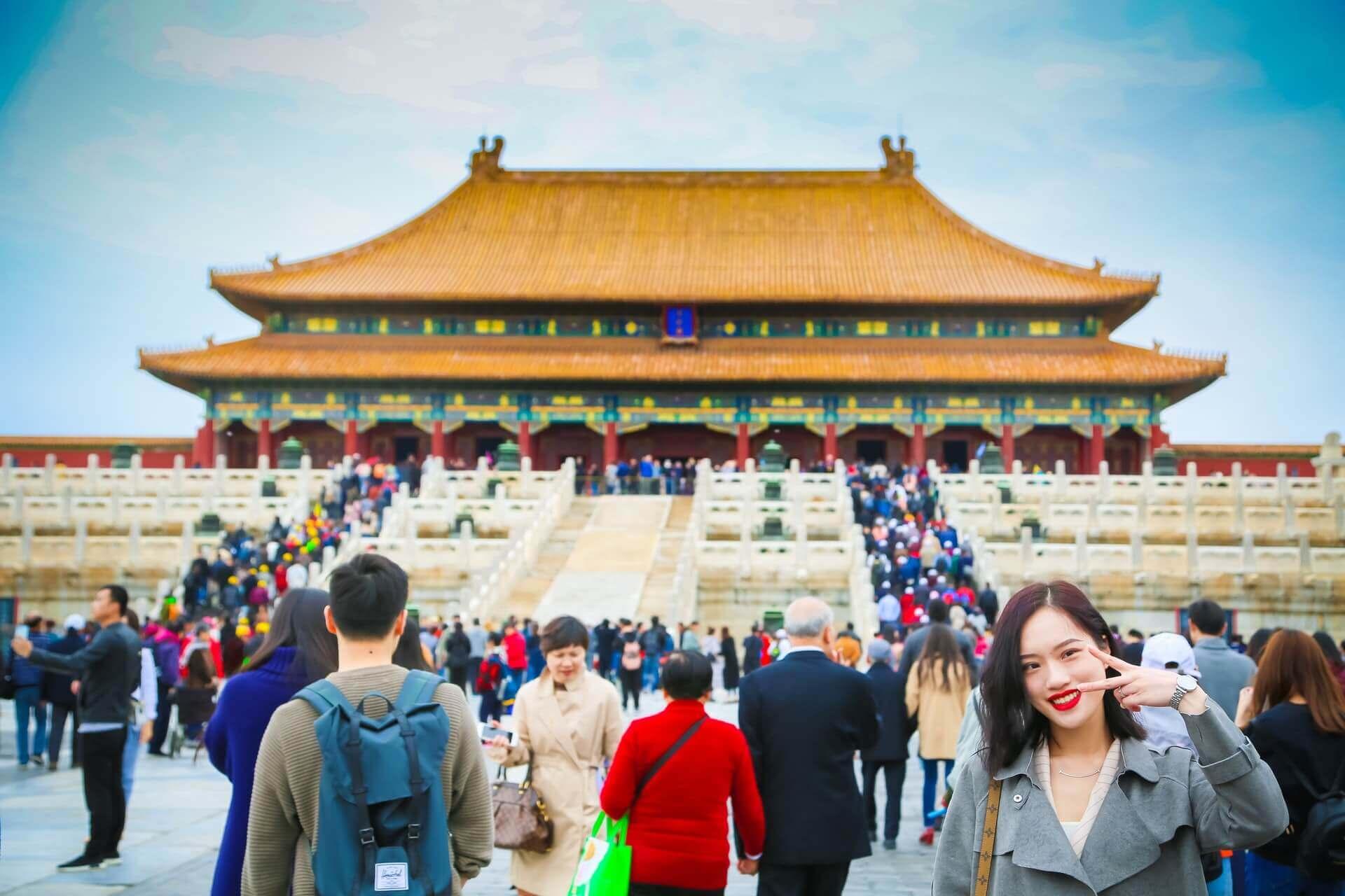 explore tourist attractions in China